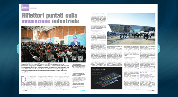 Our success story of Guarni & Med in the NewsMec magazine