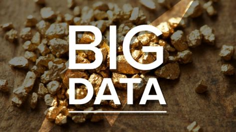 Big Data is the Next Gold Mine