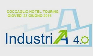 Industry 4.0 workshop in Coccaglio (Brescia)