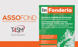 Italian Foundry Association hosts our article in its magazine
